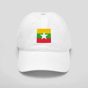Flag of Myanmar Cap