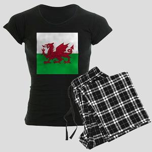Flag of Wales pajamas