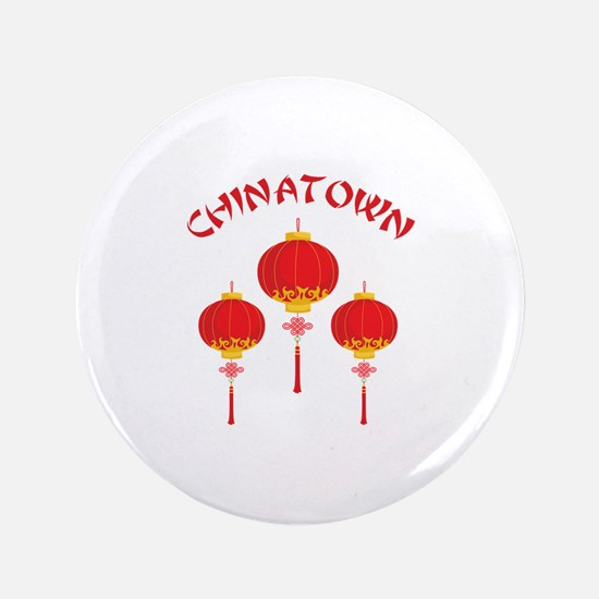 """Chinatown 3.5"""" Button (100 pack)"""