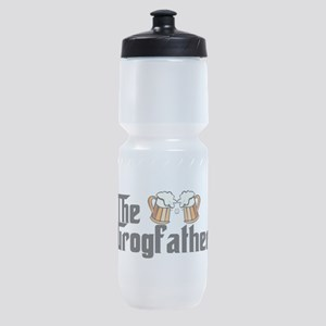 The Grogfather Sports Bottle