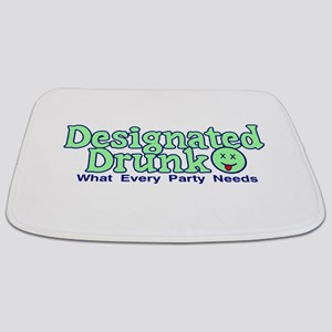 Designated Drunk Bathmat