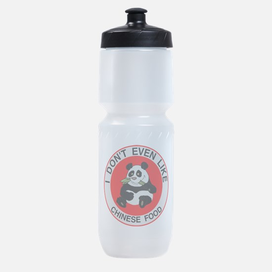 I Hate Chinese Food Sports Bottle