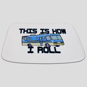 How I Roll RV Bathmat