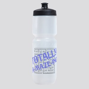 Totally A-maze-ing Sports Bottle