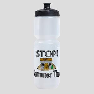 Stop Slammer Time Sports Bottle