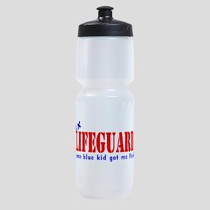 Ex Lifeguard Sports Bottle