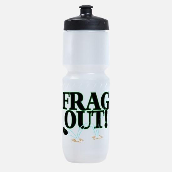 Frag Out Sports Bottle