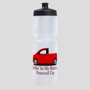 Battery Powered Car Sports Bottle