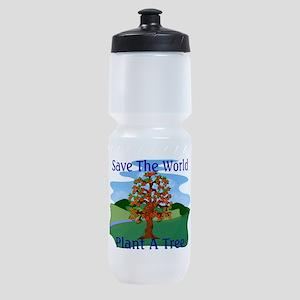 Plant A Tree Sports Bottle
