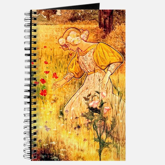Wildflower Maiden Journal