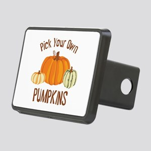 Pick Your Own Pumpkins Hitch Cover