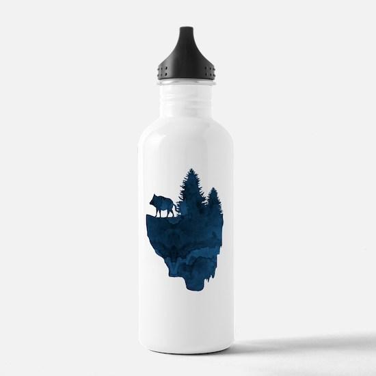 Unique Pig themed Water Bottle