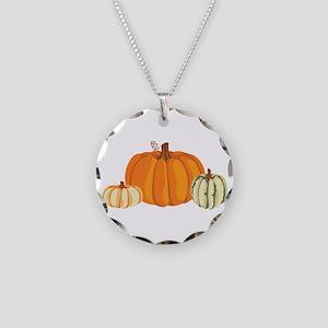 Pumpkins Necklace