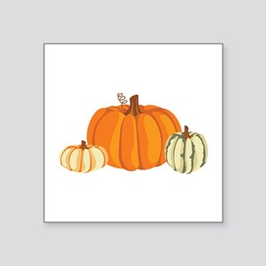 Pumpkins Sticker
