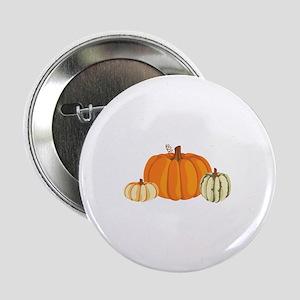 """Pumpkins 2.25"""" Button"""