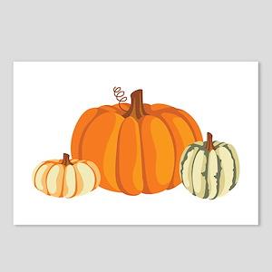 Pumpkins Postcards (Package of 8)