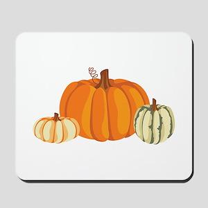 Pumpkins Mousepad