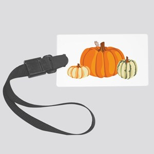 Pumpkins Luggage Tag