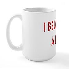 I Belong To A Lefty Large Mug