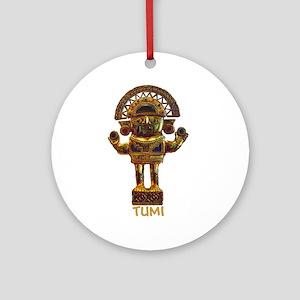 Tumi Good Luck -  Ornament (Round)