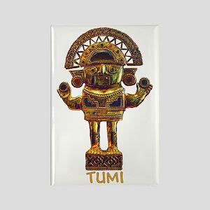 Tumi Good Luck - Rectangle Magnet