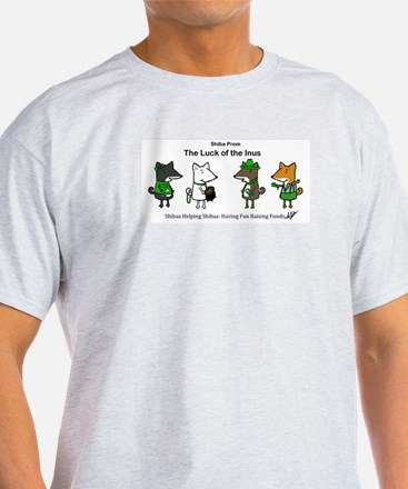 Luck of the Inus 2 T-Shirt