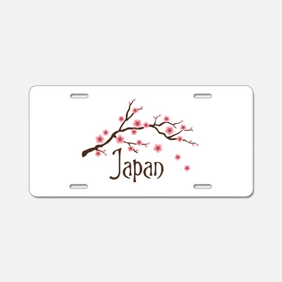 Japan Aluminum License Plate