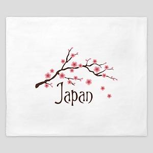 Japan King Duvet