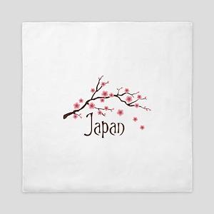 Japan Queen Duvet
