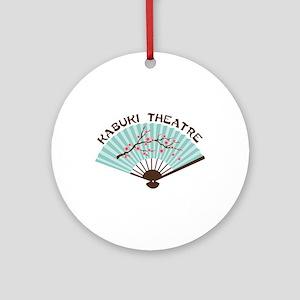 kABURI THEATRE Ornament (Round)