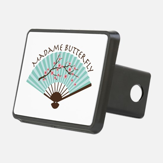 Madam Butterfly Hitch Cover