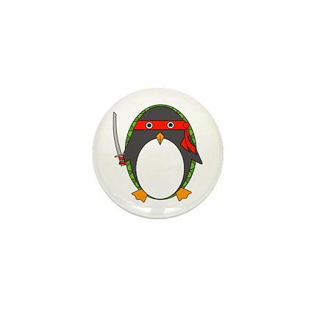 Ninja Penguin Mini