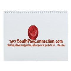 theSouthPawConnection.com Wall Calendar