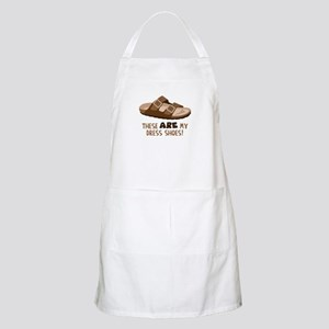 These Are My Dress Shoes! Apron