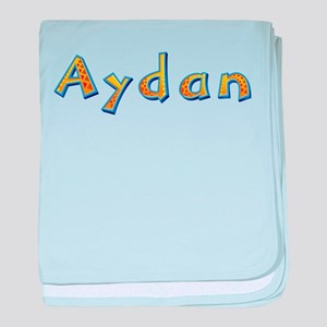 Aydan Giraffe baby blanket