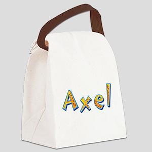 Axel Giraffe Canvas Lunch Bag