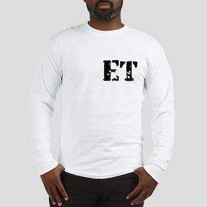 ET: NOT Extra-Terrestrial Long Sleeve T-Shirt