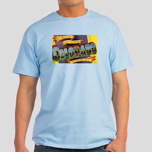 Colorado Greetings Light T-Shirt