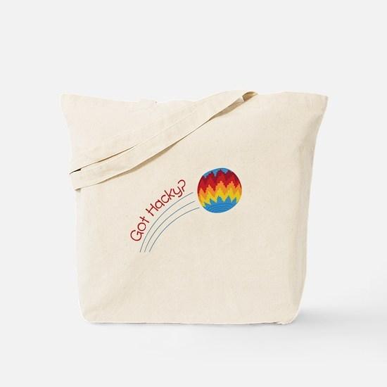 Got Hacky? Tote Bag