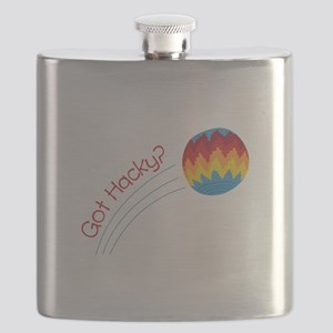 Got Hacky? Flask
