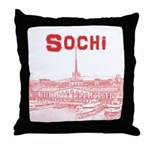 Sochi Throw Pillow