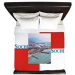 Sochi King Duvet