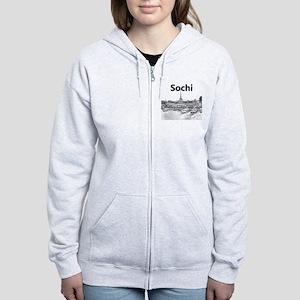 Sochi Women's Zip Hoodie