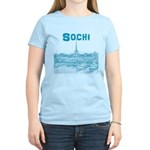Sochi Women's Light T-Shirt