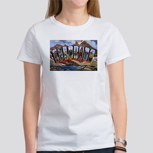 Colorado Greetings (Front) Women's T-Shirt
