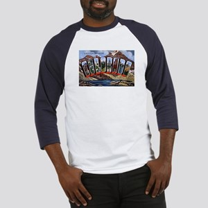 Colorado Greetings (Front) Baseball Jersey