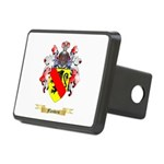 Flanders Rectangular Hitch Cover