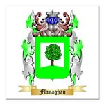 Flanaghan Square Car Magnet 3