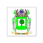 Flanaghan Square Sticker 3