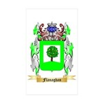 Flanaghan Sticker (Rectangle 50 pk)
